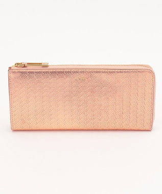 airlist BOX小銭入付長財布  LILY リリィ ピンク