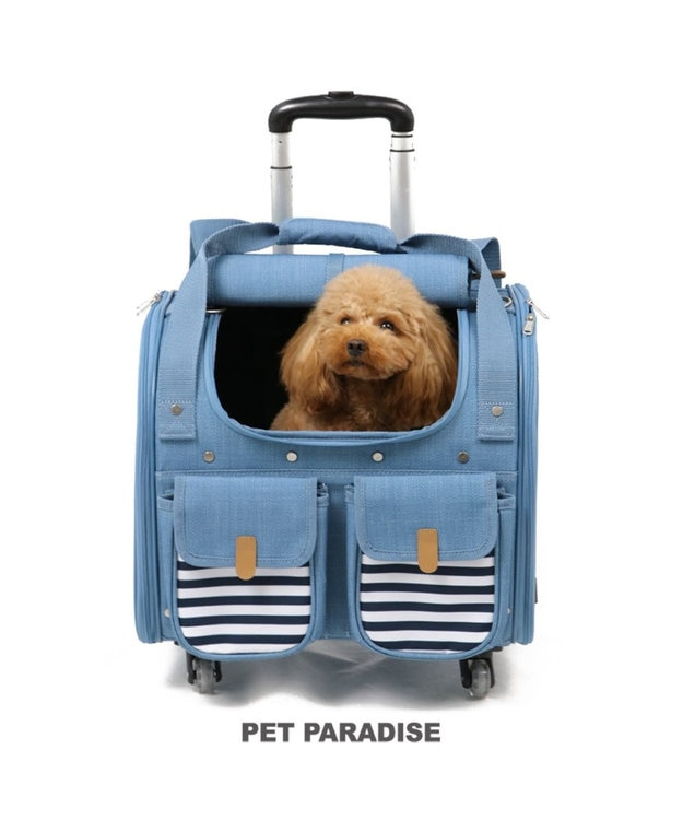 PET PARADISE ペットパラダイス コロコロキャリーM 4輪