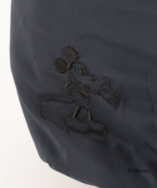 SAC ミッキー刺繍リュック ネイビー