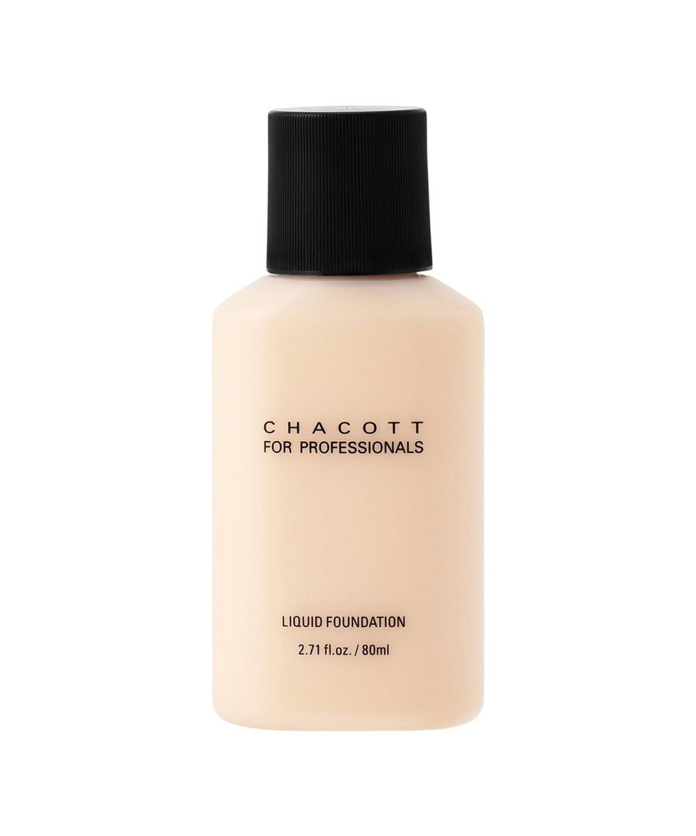Chacott Cosmetics リキッドファンデーション フェイス&ボディ 315 (80ml) -