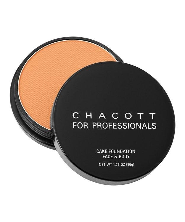 Chacott Cosmetics ケーキファンデーション 284