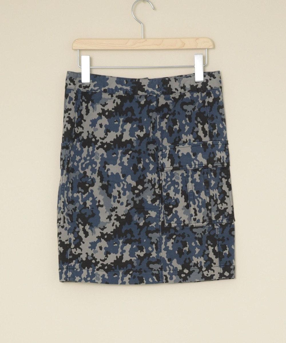 ONWARD Reuse Park B品【23区】スカート春夏 ブルー