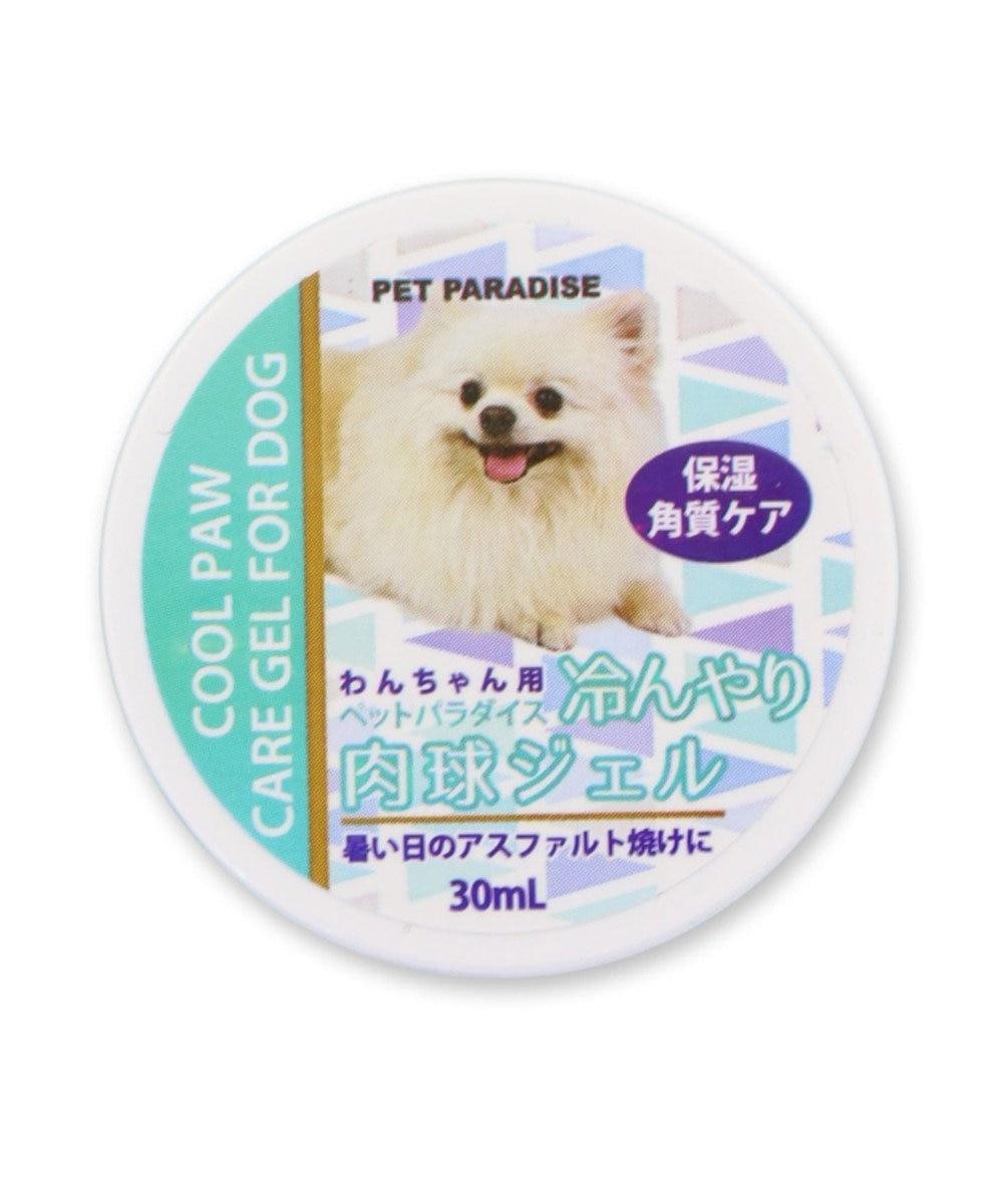PET PARADISE ペティソワン ケア用品 ひんやり肉球ジェル 水色