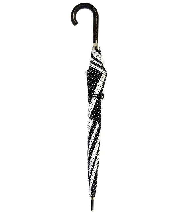 +RING 【限定/日本製】レディース向け長傘60cm ドット SR213