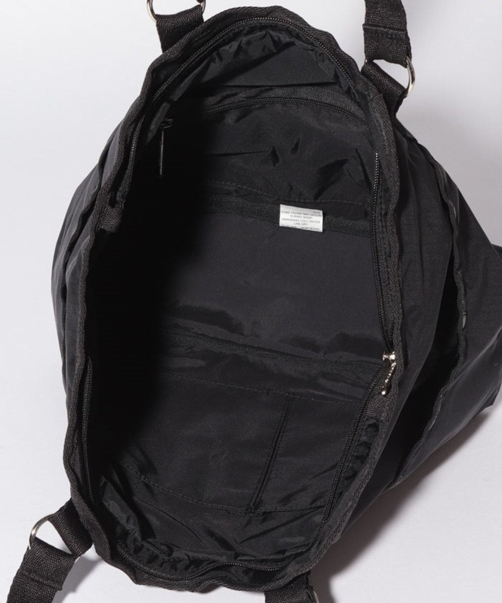 LeSportsac SMALL CARRY ALL/オニキス オニキス