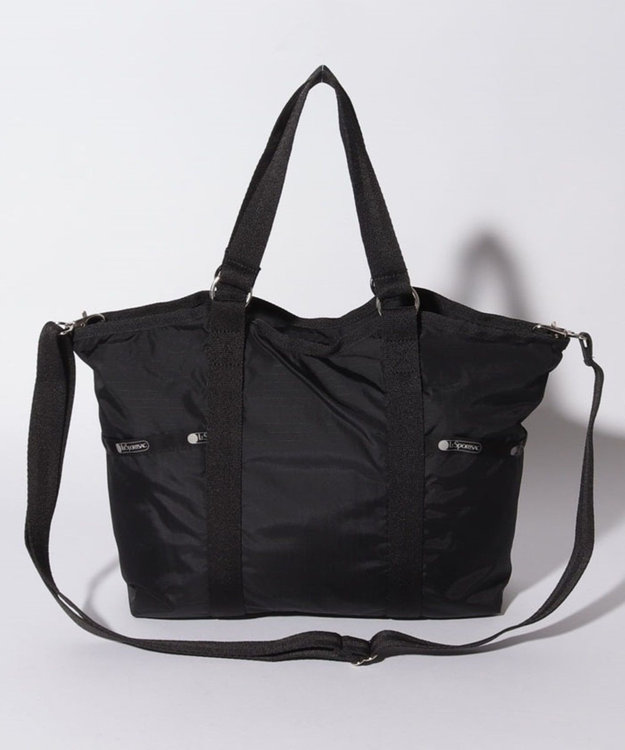 LeSportsac SMALL CARRY ALL/オニキス