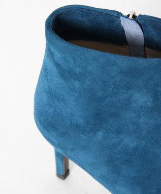 GRACE CONTINENTAL カラーショートブーツ ブルー