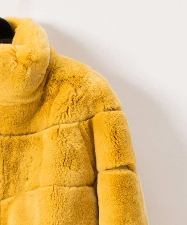 GRACE CONTINENTAL レッキスショートジャケット