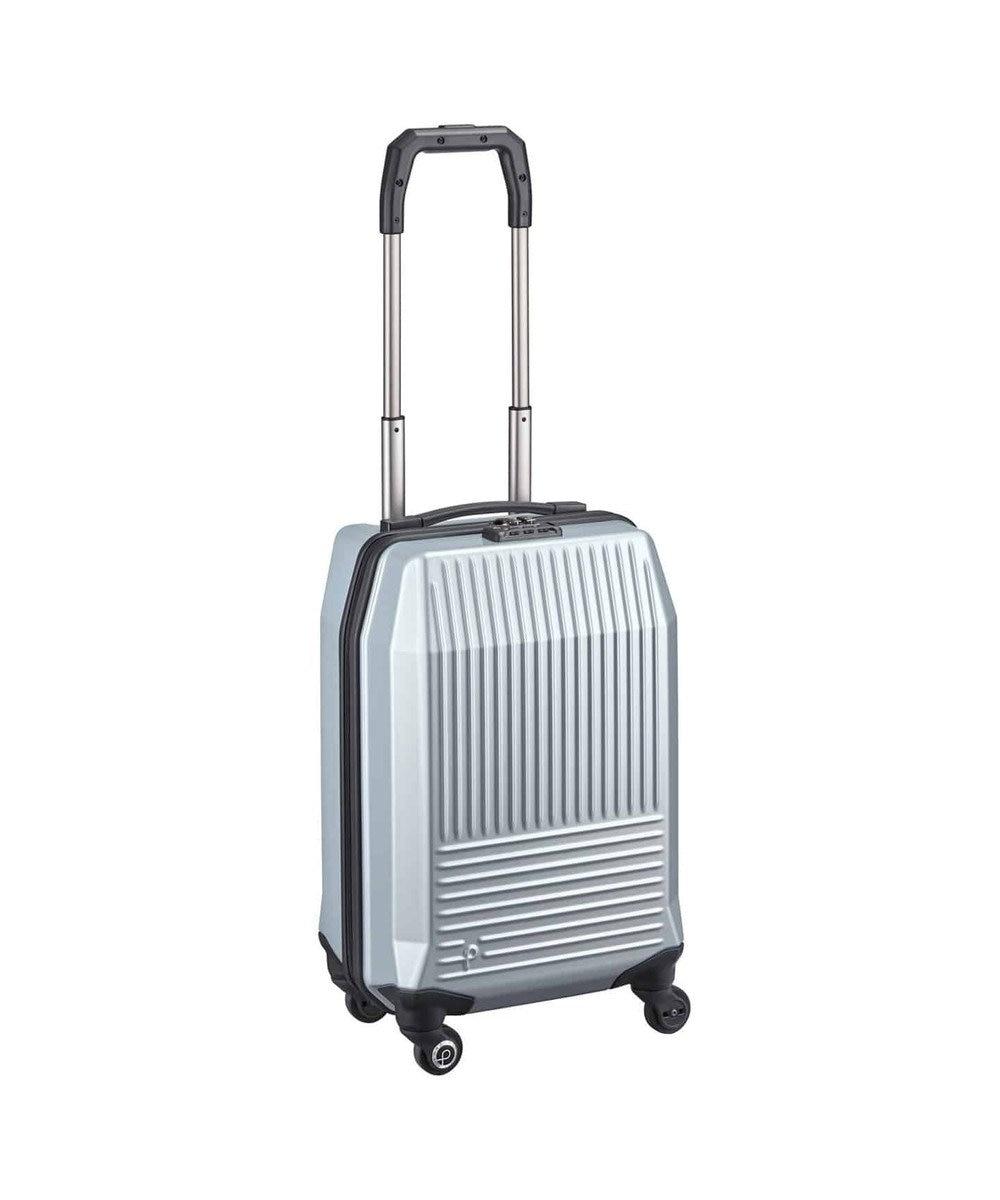 ACE BAGS & LUGGAGE ≪プロテカ フリーウォーカーD≫1~2泊程度のご旅行用スーツケース 31L  シルバー