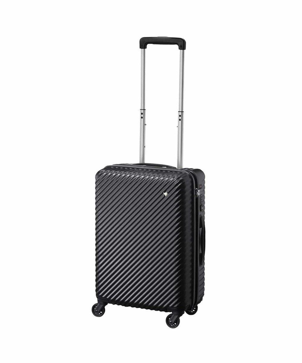 ACE BAGS & LUGGAGE ≪HaNT/ハント≫マイン スーツケース 1-2泊用 33L 機内持込 05745 ブラック