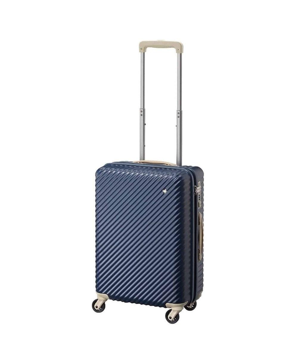 ACE BAGS & LUGGAGE ≪HaNT/ハント≫マイン スーツケース 1-2泊用 33L 機内持込 05745 ネイビー