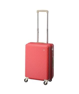 ACE BAGS & LUGGAGE ≪HaNT/ハント≫マイン スーツケース 1-2泊用 33L 機内持込 05745 レッド