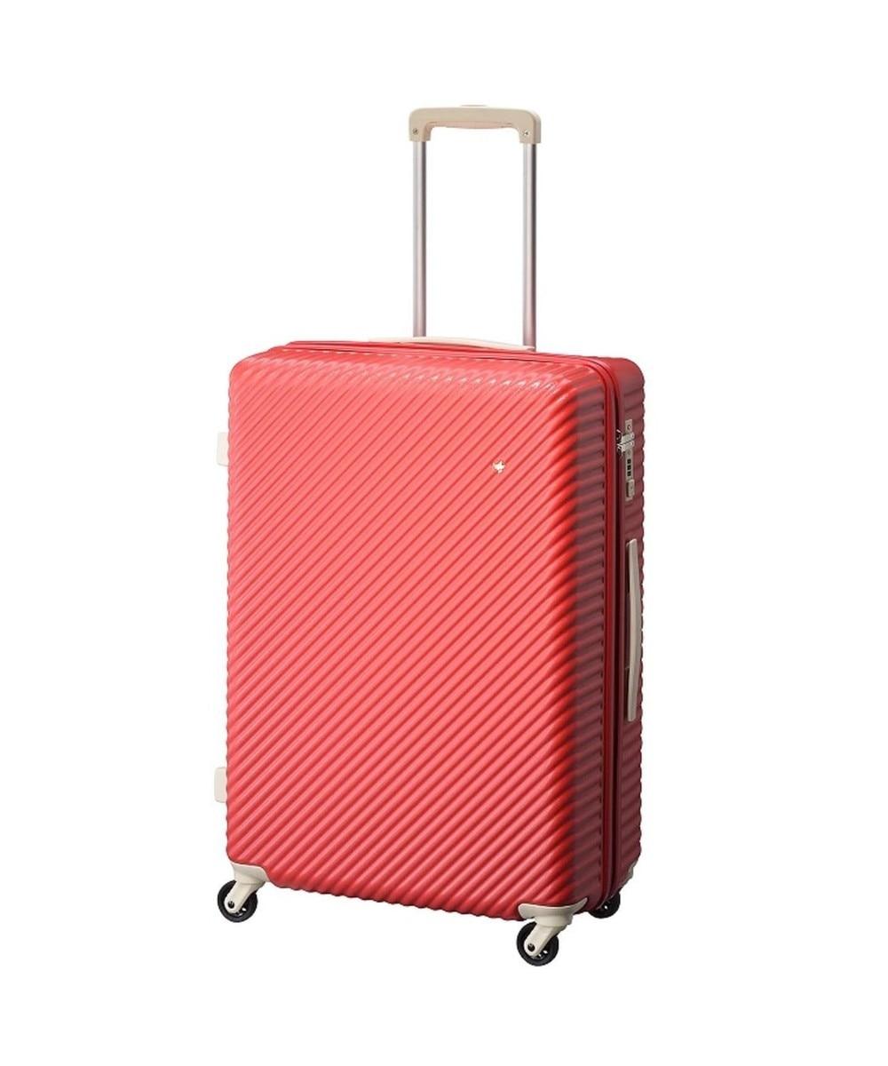 【オンワード】 ACE BAGS & LUGGAGE>バッグ ≪HaNT/ハント≫マイン スーツケース 4-5泊用 75L 05747 ネイビー F レディース 【送料無料】