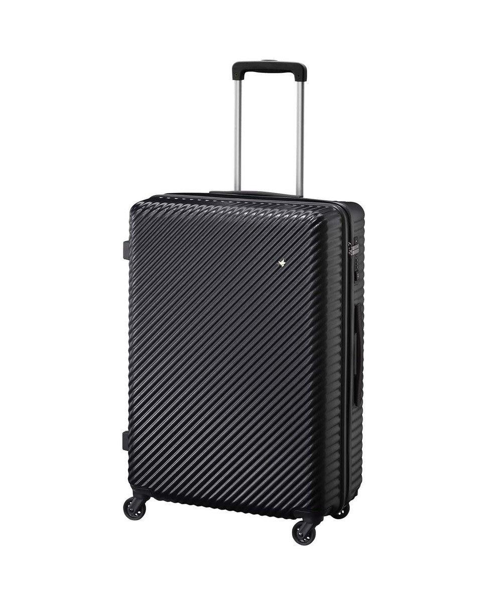 ACE BAGS & LUGGAGE ≪HaNT/ハント≫マイン スーツケース 4-5泊用 75L 05747 ブラック