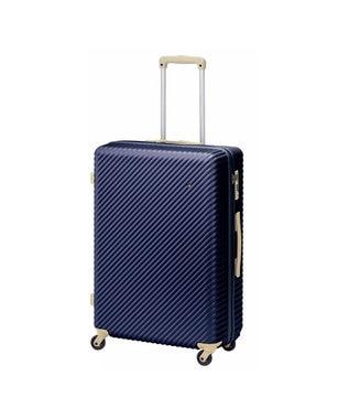ACE BAGS & LUGGAGE ≪HaNT/ハント≫マイン スーツケース 4-5泊用 75L 05747 ネイビー