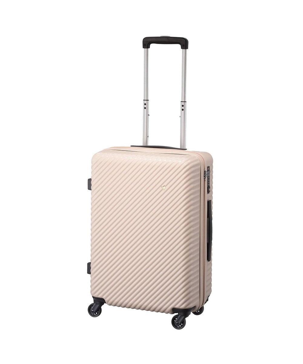 ACE BAGS & LUGGAGE ≪HaNT/ハント≫マイン スーツケース 2-3泊用 47L 05748 ベージュ