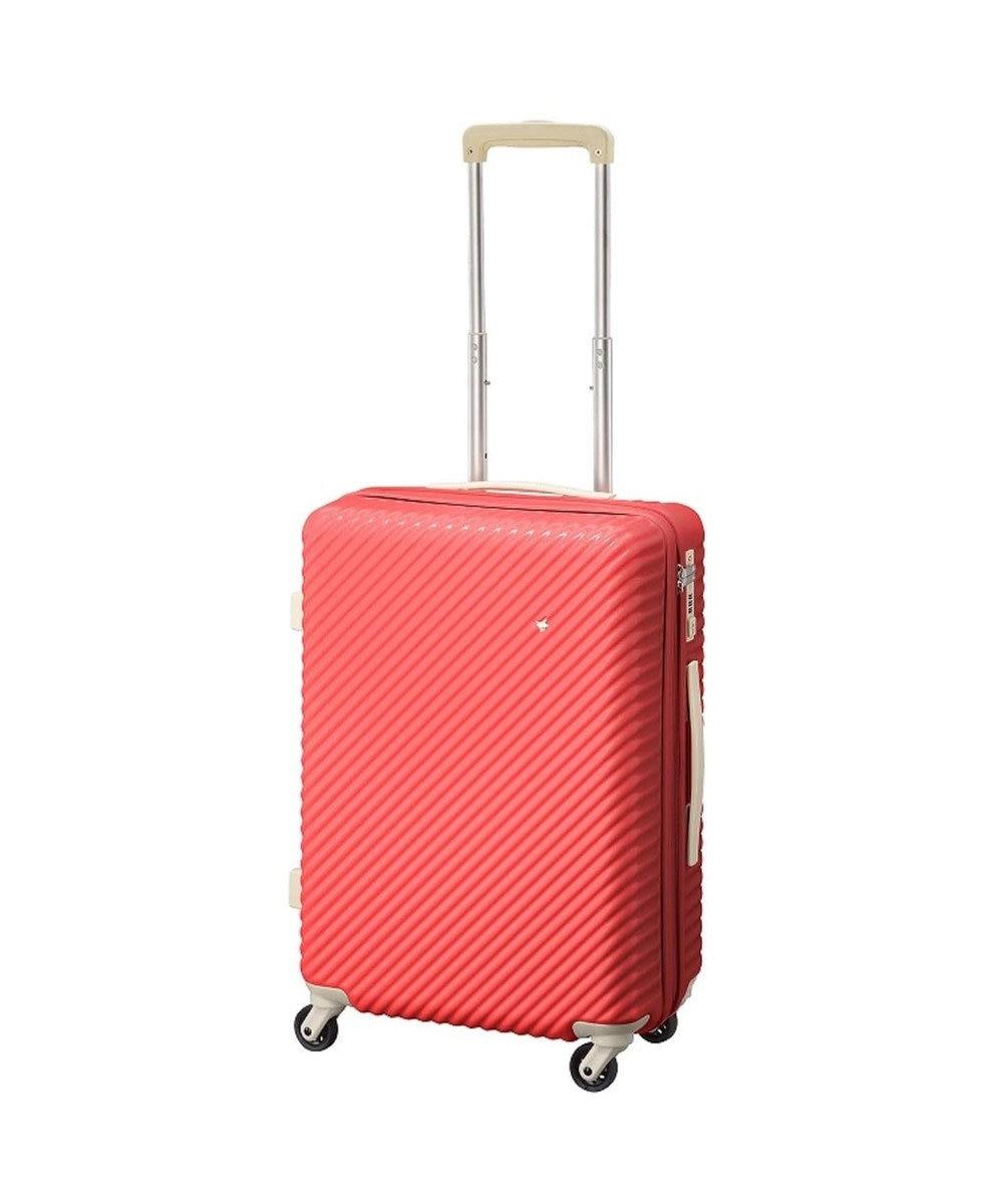 ACE BAGS & LUGGAGE ≪HaNT/ハント≫マイン スーツケース 2-3泊用 47L 05748 レッド