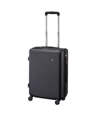 ACE BAGS & LUGGAGE ≪HaNT/ハント≫マイン スーツケース 2-3泊用 47L 05748 ブラック