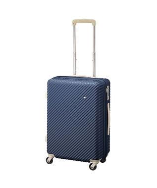 ACE BAGS & LUGGAGE ≪HaNT/ハント≫マイン スーツケース 2-3泊用 47L 05748 ネイビー