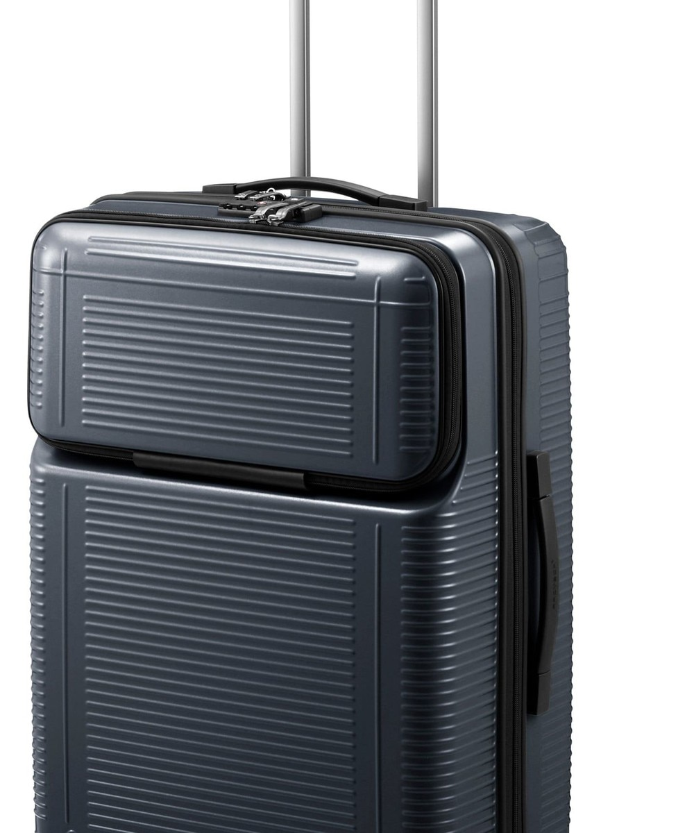 【オンワード】 ACE BAGS & LUGGAGE>バッグ ≪プロテカ≫ ポケットライナー 75L Fオープンポケット 1週間の旅行に ネイビー F レディース 【送料無料】