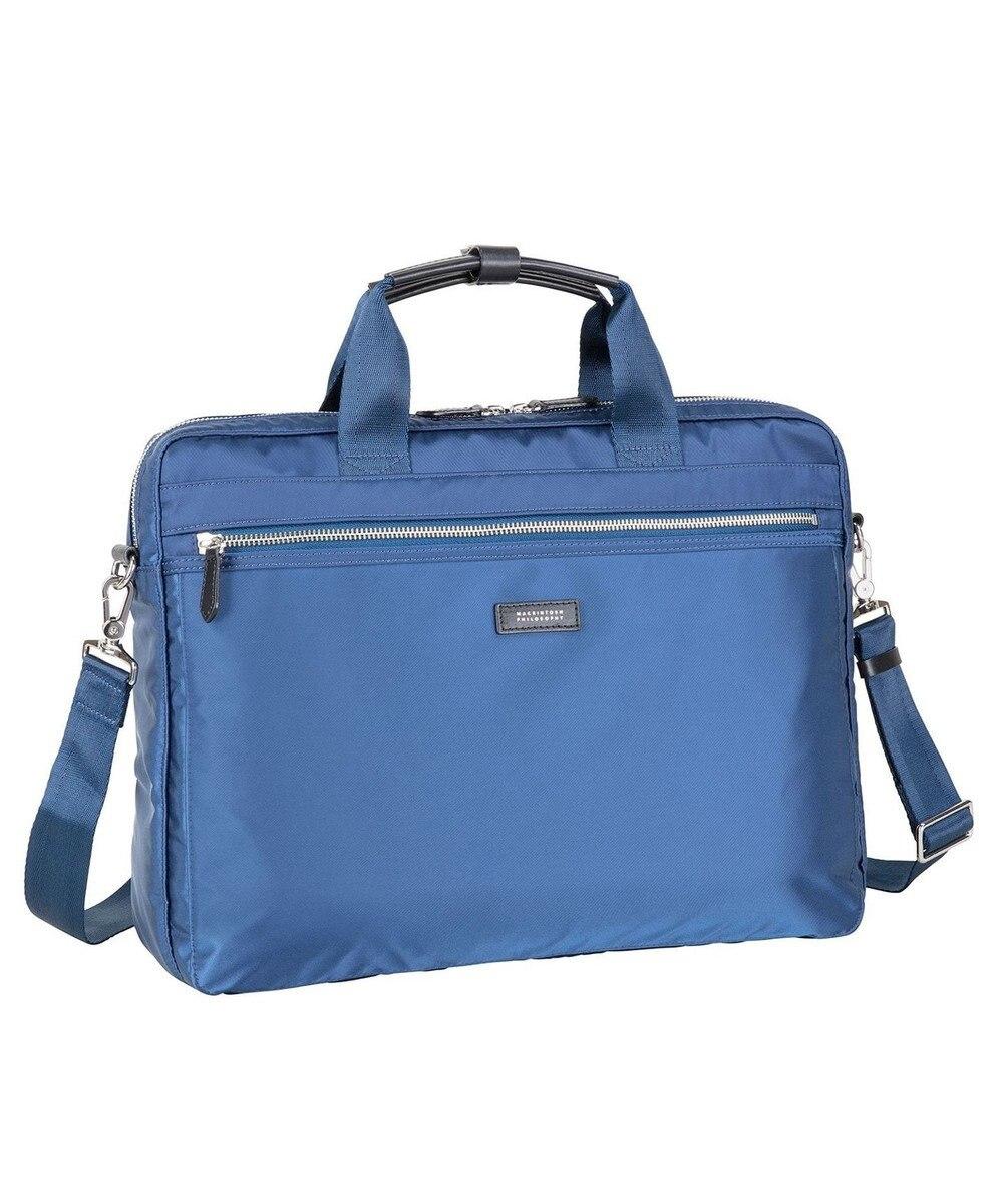 ACE BAGS & LUGGAGE ≪MACKINTOSH PHILOSOPHY≫ リンクウッド2 ブリーフ A4 13インチPC対応 ブルー