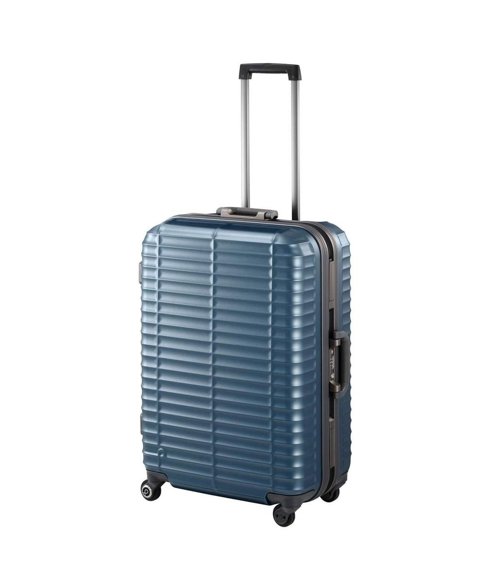 【オンワード】 ACE BAGS & LUGGAGE>バッグ ≪プロテカ≫ ストラタム フレームタイプ 64L 5〜6泊の旅行に 00851 ブルーグレー F レディース 【送料無料】