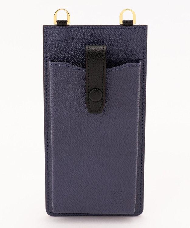 CYPRIS 【カード収納4枚】グラーノワークス スマホショルダー 日本製(iPhone 7,8,X,第二世代SE)