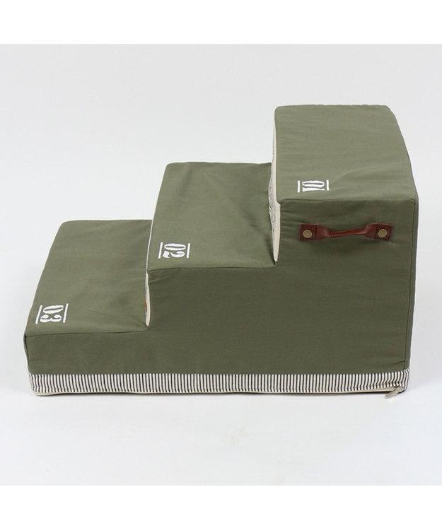 PET PARADISE スヌーピー ペット用3段ステップ フライング