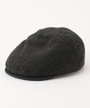 Hat Homes 【CASTANO/カスターノ】洗濯機で洗える ハンチング 黒