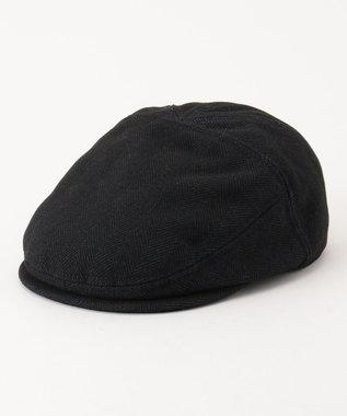 Hat Homes 【CASTANO/カスターノ】洗濯機で洗える ハンチング ネイビー