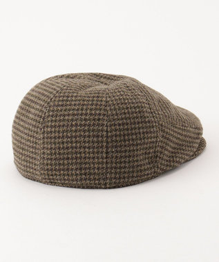 Hat Homes 【CASTANO/カスターノ】洗濯機で洗える ハンチング ブラウン