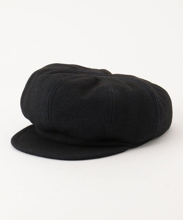 Hat Homes 【MENS】カスターノ 洗濯機で洗える キャスケット