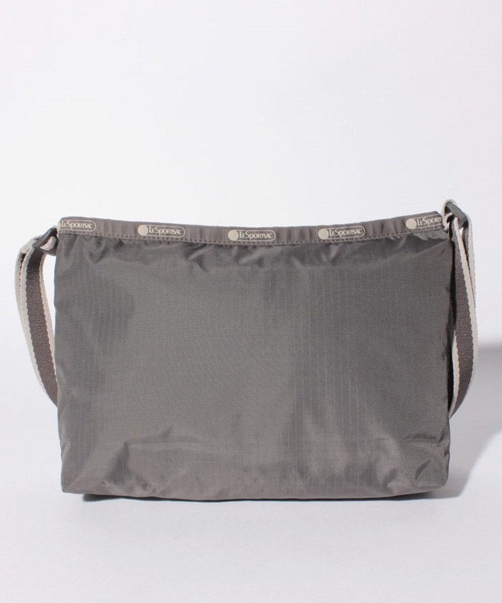 LeSportsac QUINN BAG/チャコールシークレット チャコールシークレット