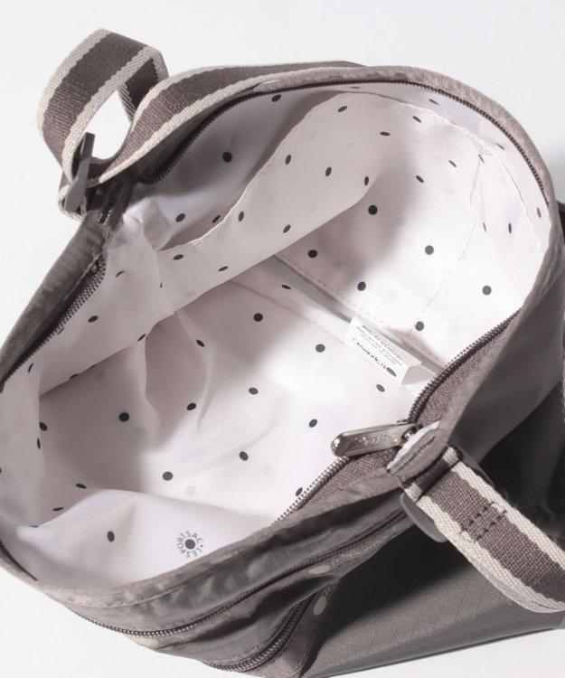 LeSportsac QUINN BAG/チャコールシークレット