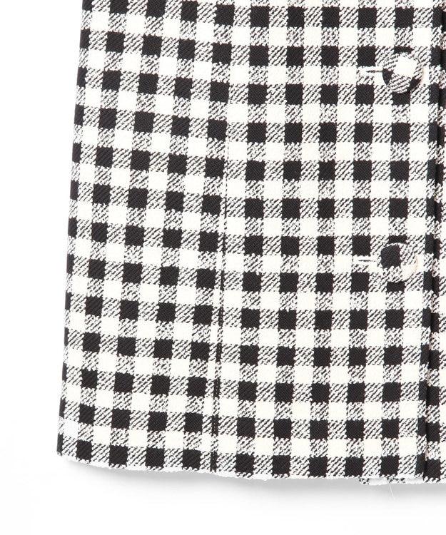 GRACE CONTINENTAL ツイードジャンパースカート