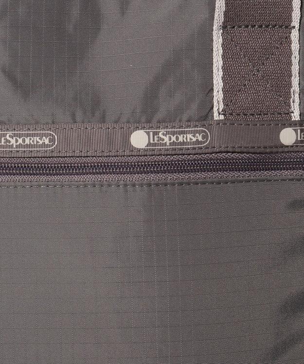 LeSportsac SMALL ELLE TOTE/チャコールシークレット
