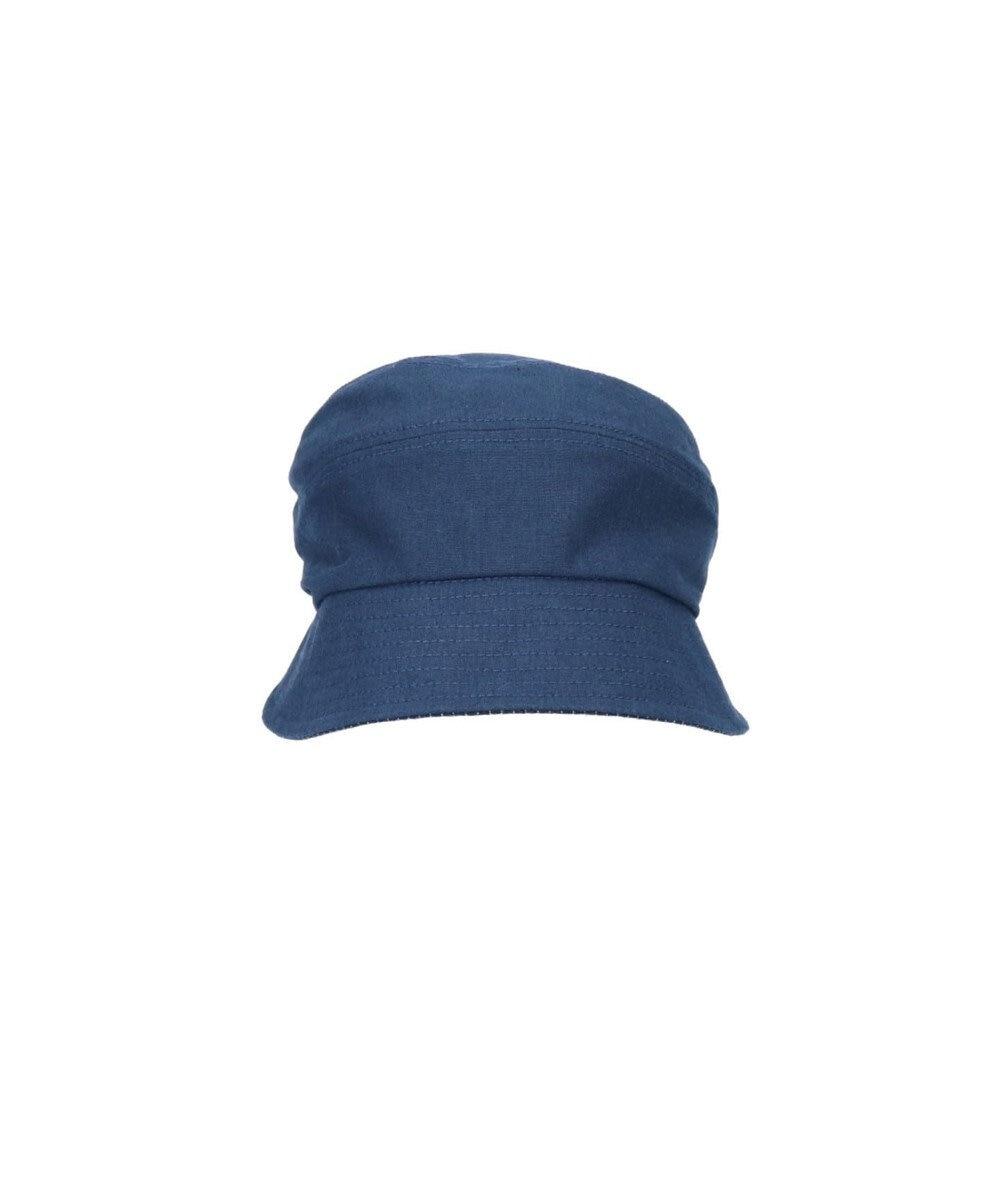 Hat Homes 【サイズ調整可能キャスケット】 ミルサルミュー サイズフリーキャスケット ネイビー