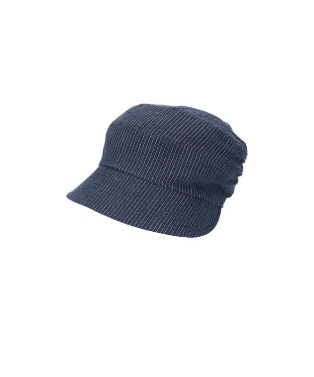 Hat Homes 【サイズ調整可能キャスケット】 ミルサルミュー サイズフリーキャスケット