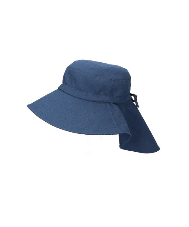 Hat Homes 【サイズ調整可能ハット】 ミルサルミュー サイズフリーギャザーハット