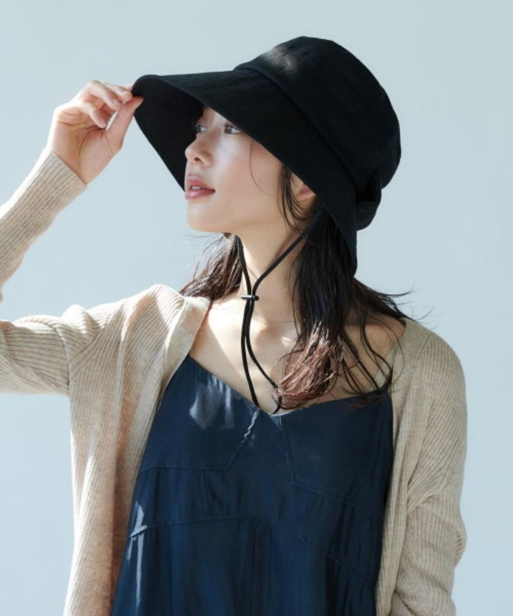 【オンワード】 Hat Homes>帽子 【WOMEN】 ミルサルミュー サイズフリークロッシェ 白 99 レディース