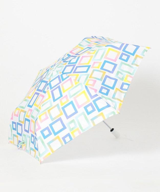 MOONBAT estaa 自動開閉折りたたみ傘 UV あまやどり