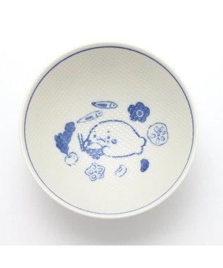 Mother garden しろたん くっつきにくいお茶碗 食べ物柄 0