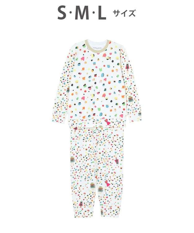tsumori chisato SLEEP ドット 綿100% パジャマ /ワコール UDO131