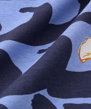 tsumori chisato SLEEP 5分袖+ロング丈  トートバック付  メンズパジャマ/ワコール UGO203 コン