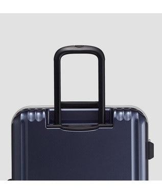 ACE BAGS & LUGGAGE ace. パリセイドF  32L 機内持込加スーツケース 2~3泊のご旅行 フレー ネイビー