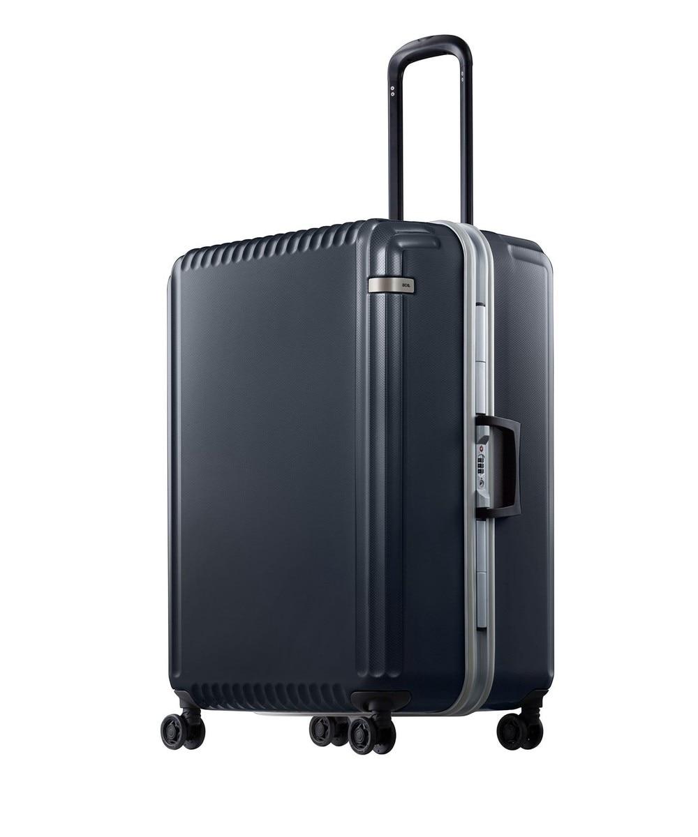 【オンワード】 ACE BAGS & LUGGAGE>バッグ ace. パリセイドF 96L スーツケース 1週間以上の長期旅行に フレーム ガンメタリック F レディース 【送料無料】