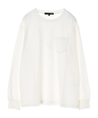 Green Parks ・ベーシックビッグロンT Off White