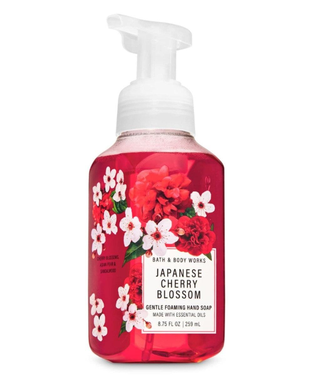Import Cosme Selection 【Bath & Body Works】ハンドソープ - ジャパニーズチェリーブロッサム 999