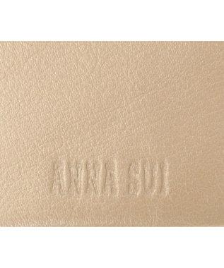 ANNA SUI ANNA SUI アナ スイ プレイングキャット 外口金二つ折り財布 ゴールド