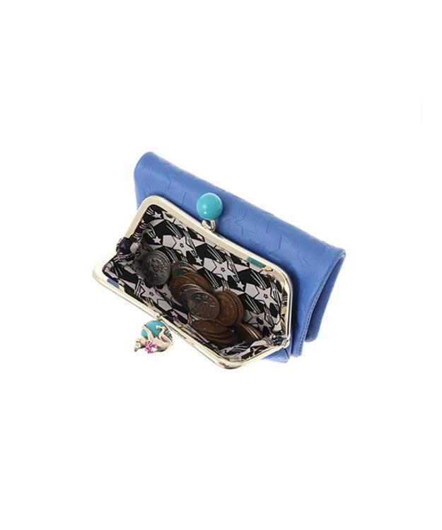 ANNA SUI ANNA SUI アナ スイ プレイングキャット 外口金二つ折り財布